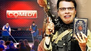Как найти террориста в Comedy Club?