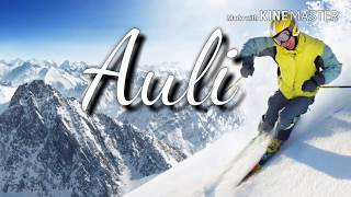 Auli Top 10 Tourist Places In Hindi | Auli Tourism | Uttarakhand thumbnail