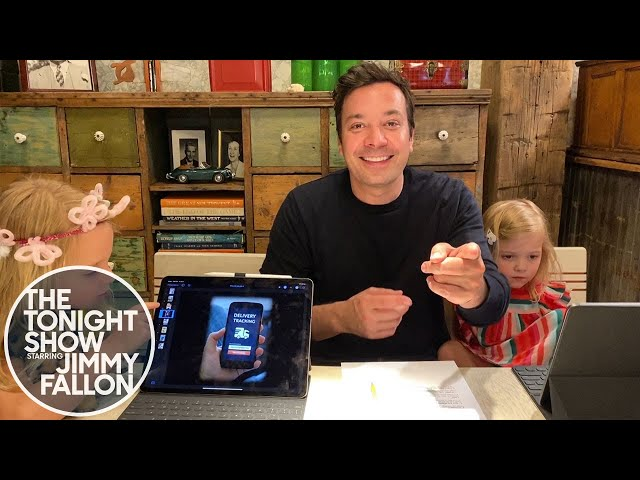 The Tonight Show\: At Home Edition (Thank You Notes)
