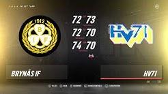 NHL 19 - Swedish Hockey League - All Teams Ratings & Stats
