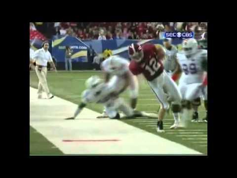2011 New York Jets NFL Draft pick - Greg McElroy - QB