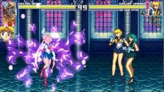 sailormoon mugen game