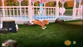 Букет Твайлы  Игра Барби / Barbie 12 Танцующих принцесс