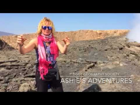 ETHIOPIA   HAZARDOUS EARTH CASE STUDY   ASHIE'S ADVENTURES