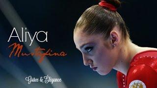 Grâce et élégance, Aliya Mustafina
