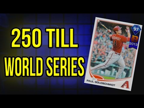 250 POINTS AWAY FROM WS!! - MLB 17 THE SHOW DIAMOND DYNASTY RANKED SEASONS