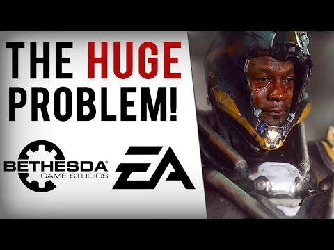 Anthem Demo Disaster | Battlefield V & Fallout 76 BOMBED Based On 2018 US Sales Numbers