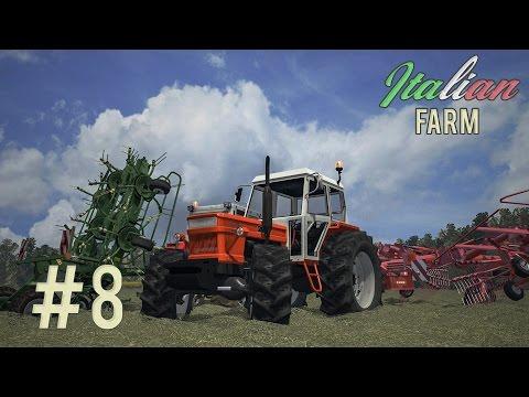 Italian Farm - Fienagione con il Fiat Super 1300DT #8