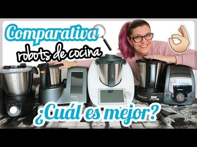 COMPARATIVA ROBOTS DE COCINA 2019 *Thermomix o Mambo* QUE ROBOT DE COCINA COMPRAR
