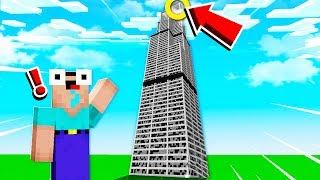 CLIMBING THE TALLEST PARKOUR TOWER!