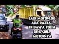 (Review Knalpot Tridente Xmax 250) Motovlog ada Razia - Dibawa Polisi Deh Motornya Sob - NFS Vlog