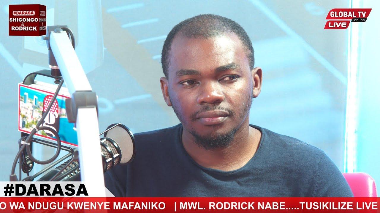 Download 🔴#LIVE: DARASA - MCHANGO WA NDUGU KWENYE MAFANIKO     MWL. RODRICK NABE...