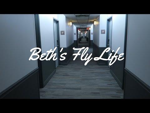 Day 4 Flight Attendant Training | Flight Attendant Trainee Life | Beth's Fly Life