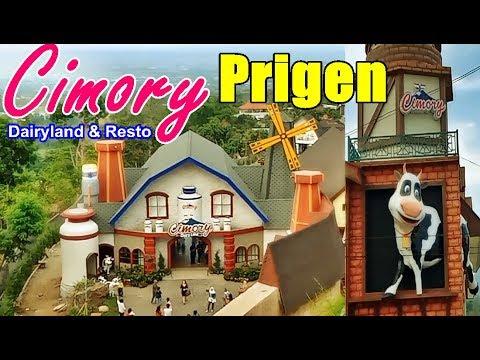 Cimory Dairy Land Resto Wisata Baru Di Prigen Tretes
