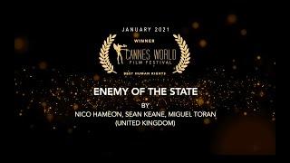 ENEMY OF THE STATE - directed by Nico Hameon, Sean Keane, Miguel Toran (Trailer)