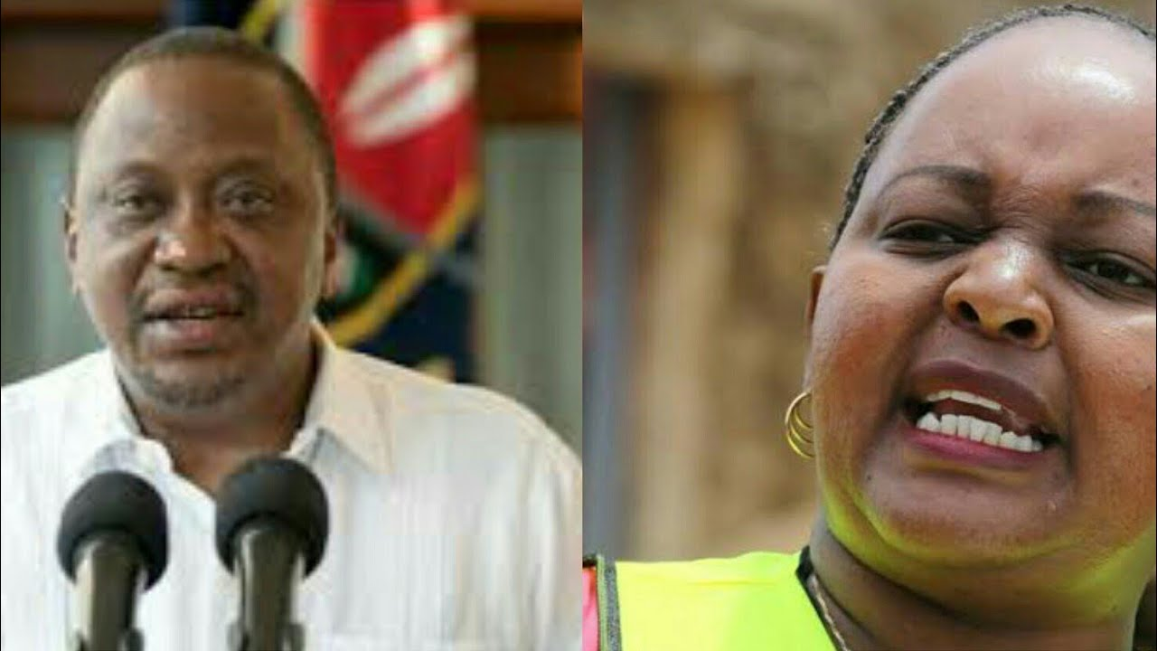 WAIGURU IS CLEAN AND CANNOT BE IMPEACHED - UDUDU COMEDY