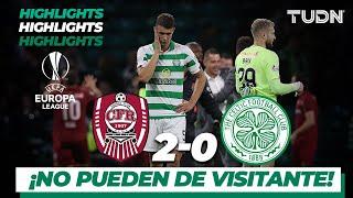 Highlights | CFR Cluj 2 - 0 Celtic FC | Europa League - J 6 - Grupo E | TUDN