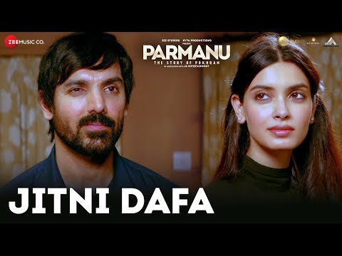 Jitni Dafa |PARMANU:The Story Of Pokhran| John Abraham,Diana Penty| Yasser Desai,Jeet Gannguli,Virag