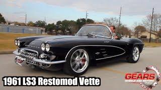 1961 Vette LS3 Restomod / Gears Wheels and Motors