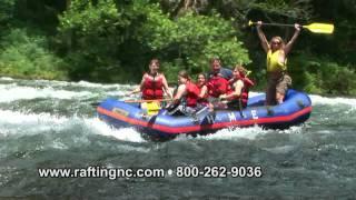 Watauga River Rafting