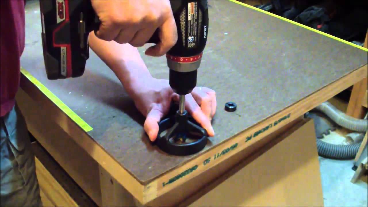 Rockler JIG IT Drill Guide Review | WoodLogger - YouTube