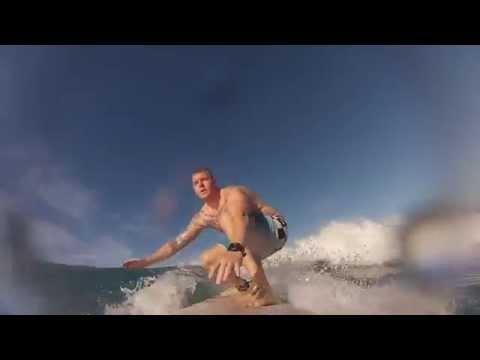 Surfing Hickam