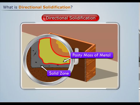 What is Directional Solidification? - Magic Marks
