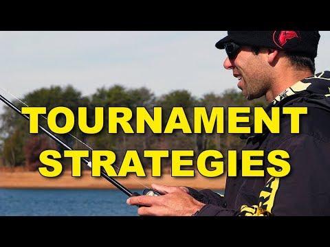 Mike Iaconelli's Tournament Strategies | Bass Fishing