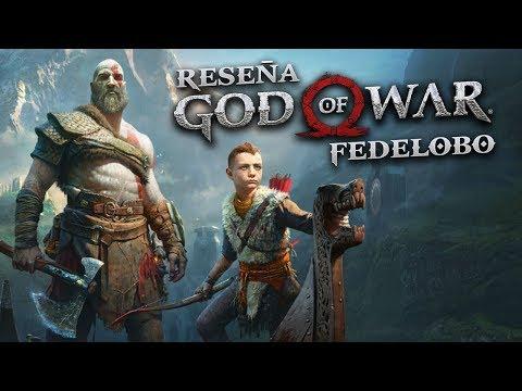 Reseña: God of War (Opinión de Fedelobo)