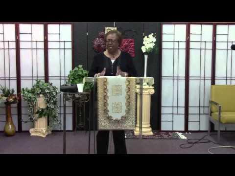 3rd Hour, Sanctification, Instructor - Pastor Ollie Brown