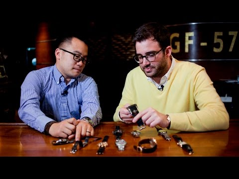 Talking Watches With Eric Ku
