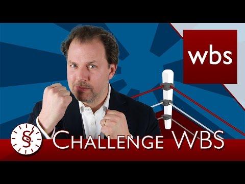 Challenge WBS: Deep Web und laute Musik | Rechtsanwalt Christian Solmecke