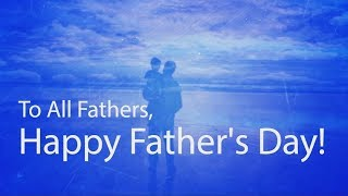 Happy Fathers Day 2018 | Best Fathers Day Wishes Quotes for Kids Video Clip | SimplyInfo