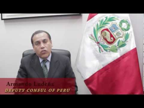 Latin America is Calling... Number 2 - Peru