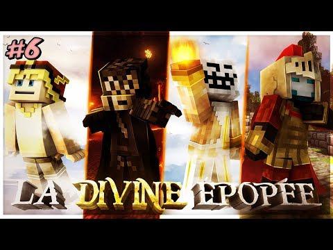 LA DIVINE ÉPOPÉE — #6 : LE SAUVEUR !