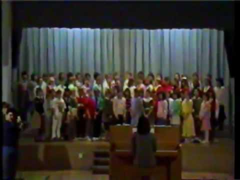 1988 6th Grade Klein Elementary School Part 2.mov