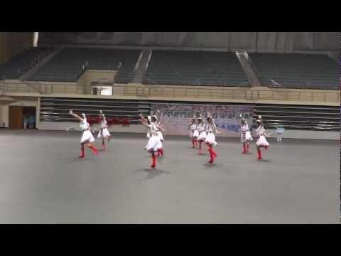 澳門國際柔力球賽2012,山西省晉中市-集体自選,吉祥第2名.MP4
