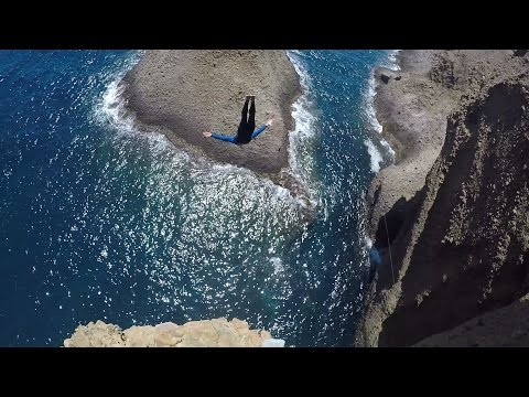best cliff diving edit in les calanques de Cassis / la ciotat !