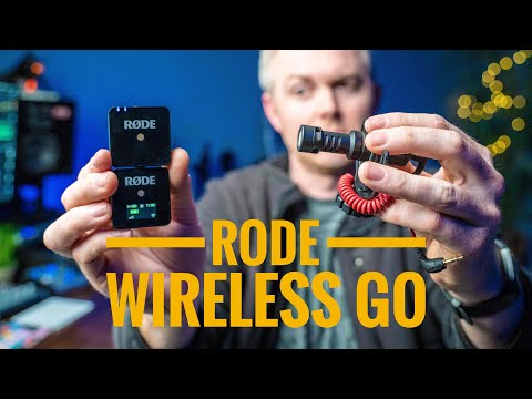 Rode Wireless Go Microphone System: The best audio solution for mobile creators?
