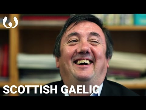 WIKITONGUES: Iain speaking Scottish Gaelic