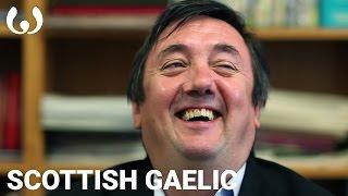 WIKITONGUES: Iain speaking Scottish Gaelic