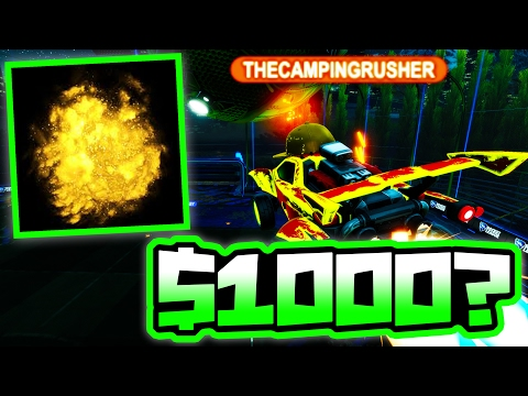 TRADING FOR ALPHA BOOST IN ROCKET LEAGUE!!