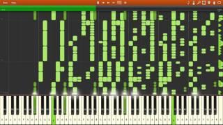「ピアノ」真っ黒千本桜 thumbnail