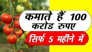 डेढ़ एकड़ खेती से दो साल में करोड़पति | Earn In Crore in Farming - BUSINESS TIPS & TRICKS