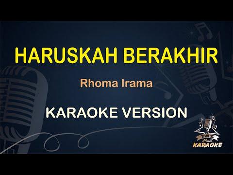 haruskah-berakhir-rhoma-irama-nada-cewek-(karaoke-dangdut-koplo)---taz-musik