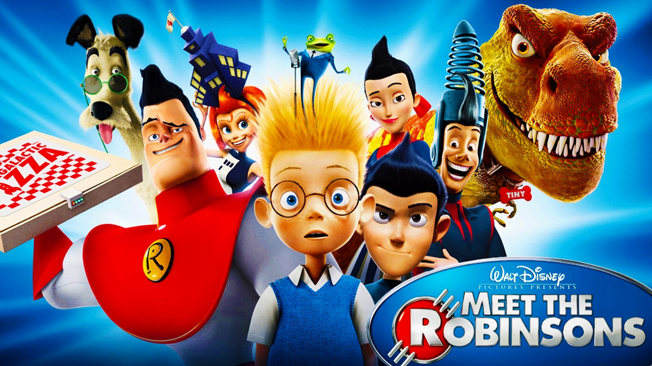 meet the robinsons let s play full game youtube