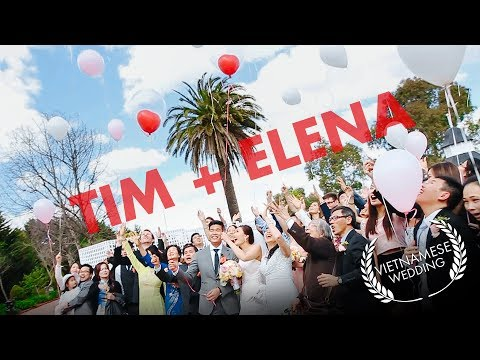 Vietnamese wedding video Melbourne Elena + Tim at Lakeside Banquet & Conference Centre !