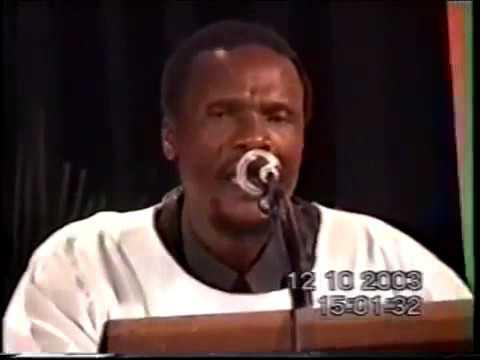 Shembe: Themba Masinga (Ukzn-Wstvll.12Oct2003)