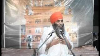 Paramjeet Singh khalsa ji katha SAKA NEELA TARA  GHALLUGHARA 1984 part 2 of 3