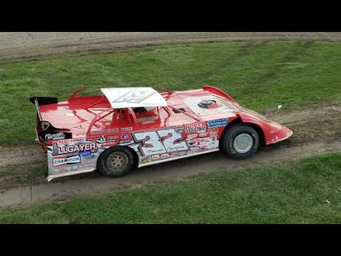 Bobby Pierce Racing.  Illini 100.  2017.  Photos and Video
